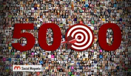 0 to 5000 Twitter Followers - Social Magnets