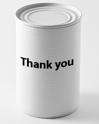 generic thank you