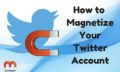 How to Magnetize Your Twitter Account