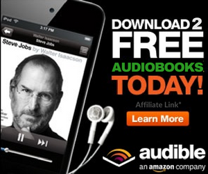2 FREE Audiobook RISK-FREE from Audible
