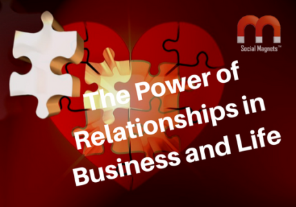 The Power of Relationships in Business and Life - Social Magnets