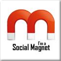 I'm a Social Magnet