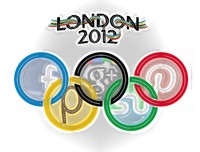 Social Media Olympics 2012