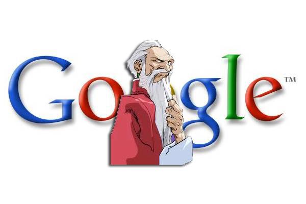 Google - The Old Blind Master
