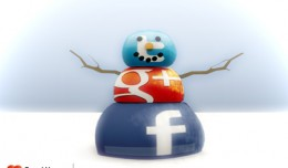 How to Build a Social Media Snowman