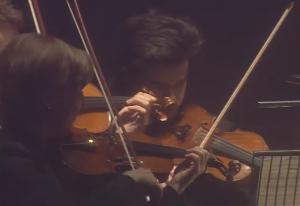 Samsung UNPACKED Episode 2 orchestra
