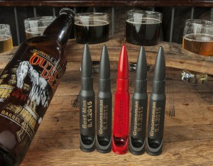 50 caliber bullet bottle openers