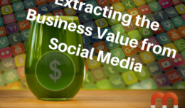 Extracting the Business Value from Social Media - Social Magnets
