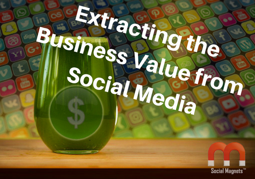 Photo of Extracting the Business Value from Social Media