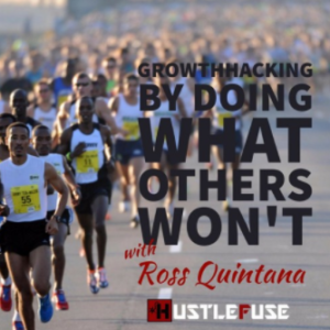 Growthhacking By Doing What Others Won't
